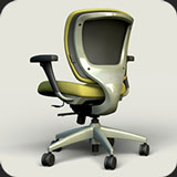 Ever Chair Icon