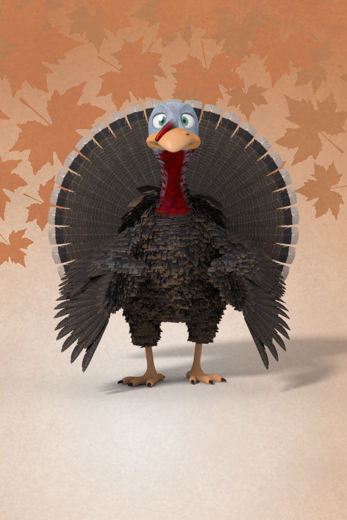 Turkey Render 01