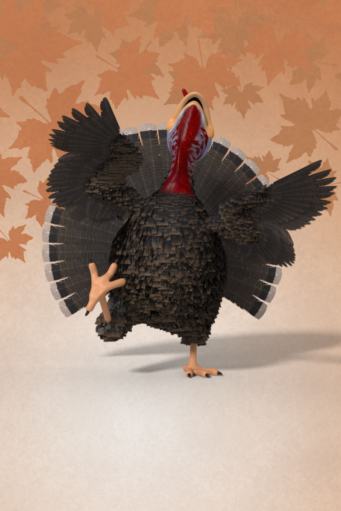 Turkey Render 02