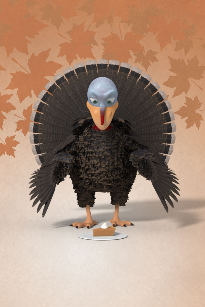 Turkey Render 03