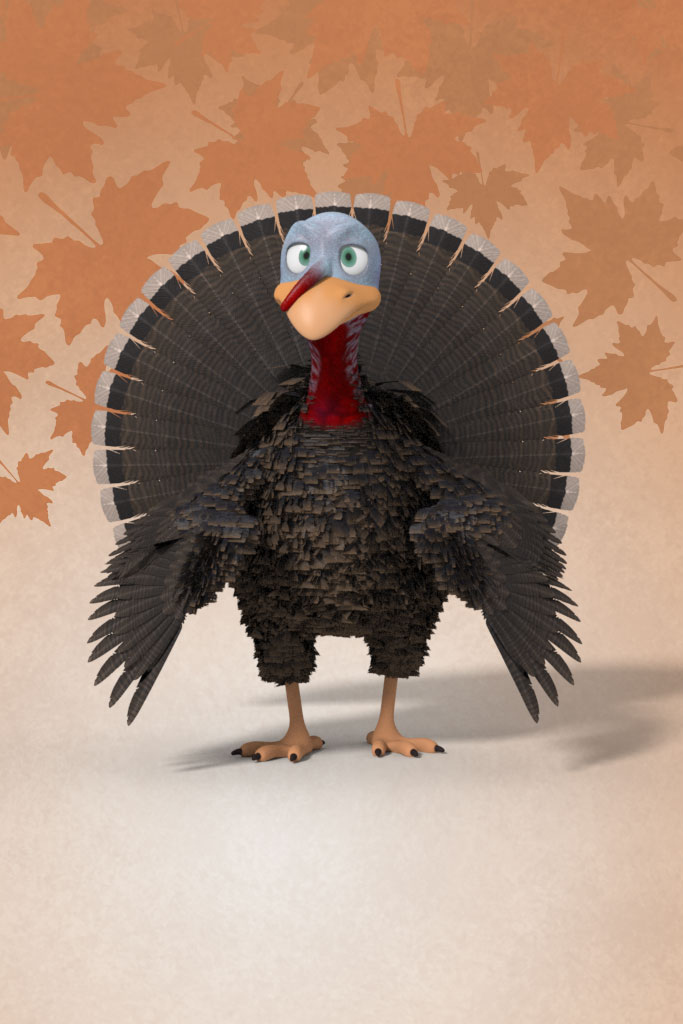 Turkey Render 04