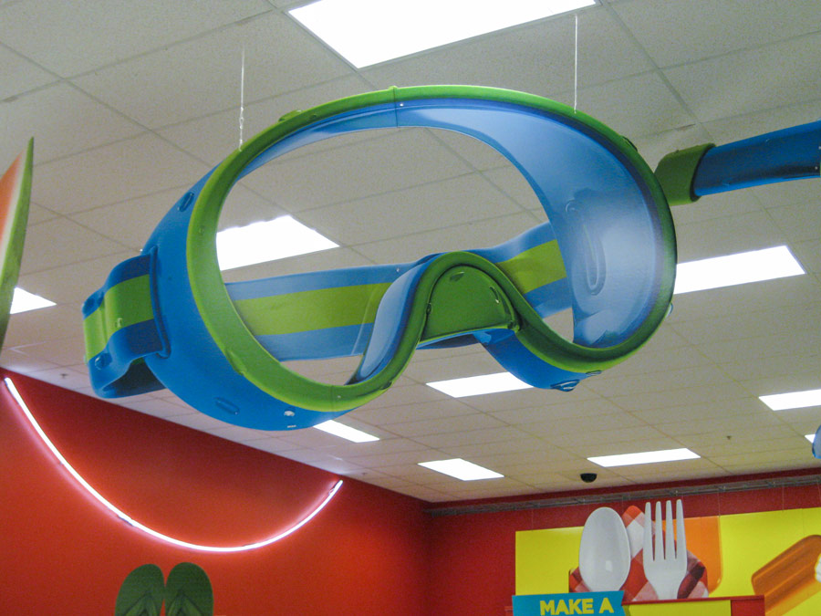 Target Summer 2011 Goggles